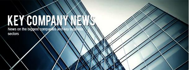Key Company News